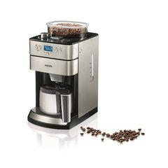 Kaffeemaschine mit Mahl- und Brühsystem von Philips