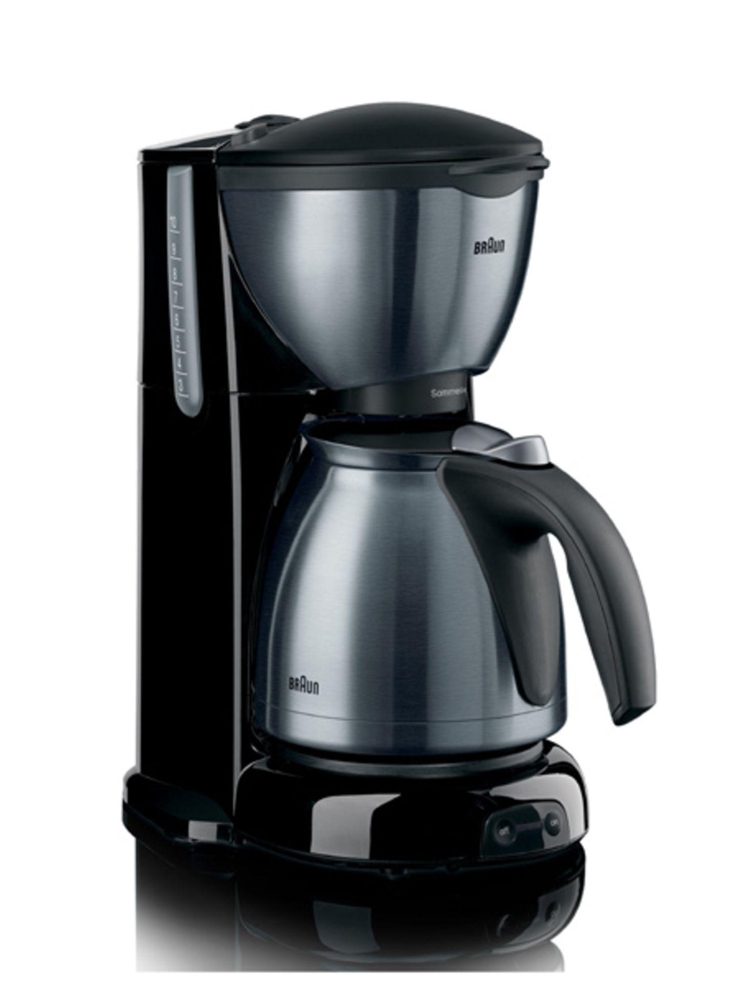Sommelier Kaffeemaschine