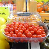 Kleinste Tomaten der Welt