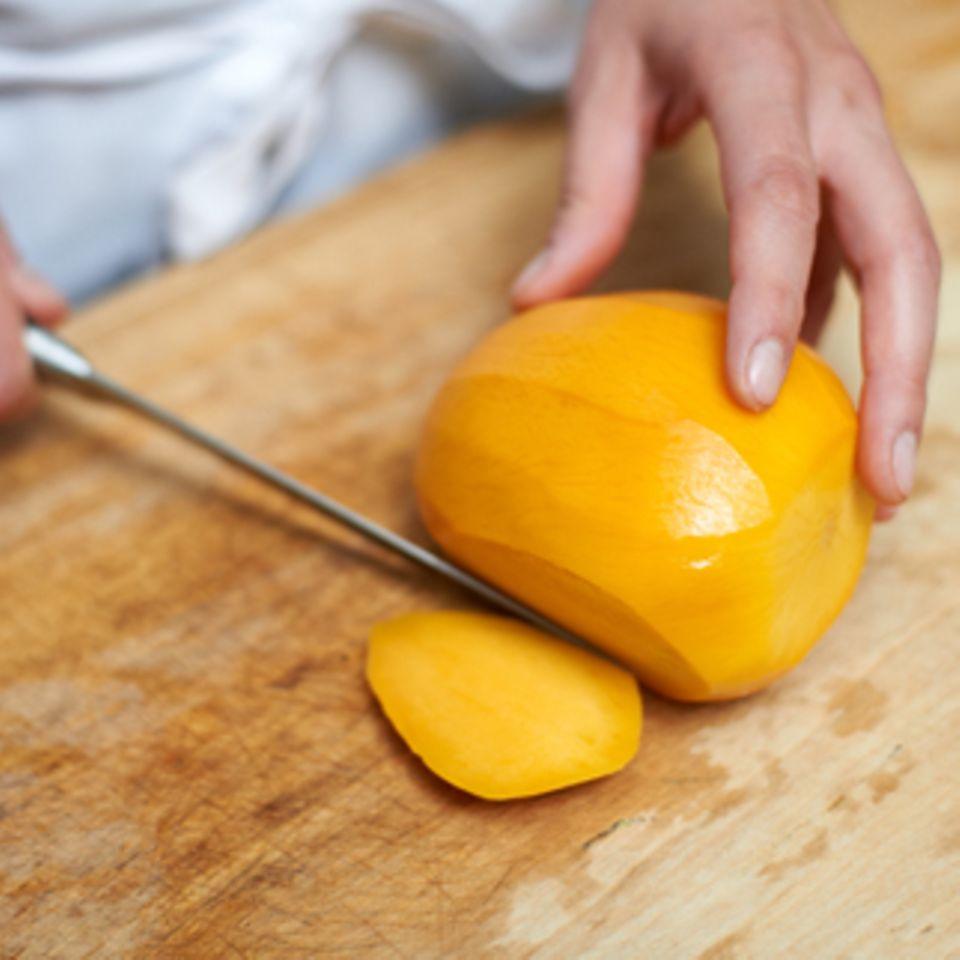 Wie macht man eigentlich... Mango