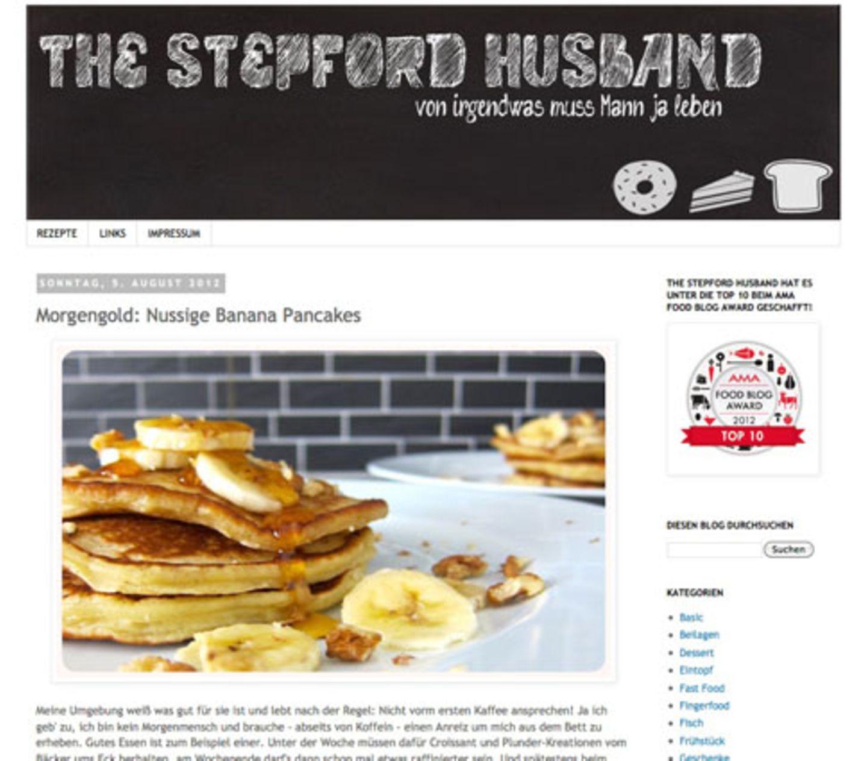 The Stepford Husband