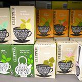 Bio und fairtrade Tee