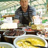 St Georges Market in Belfast