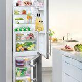 Liebherr Kühlgeräte: gesteigerte Energieeffizienz mit BioFresh und SmartFrost
