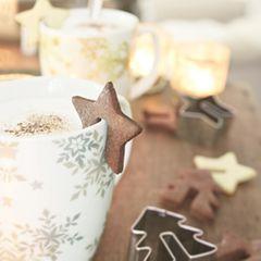 Kekse für die Tasse