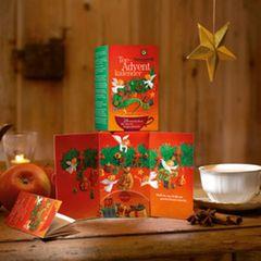 Tee-Adventskalender von Sonnentor