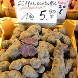 Trüffelkartoffeln