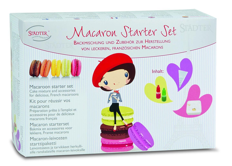 Starterset für Macarons