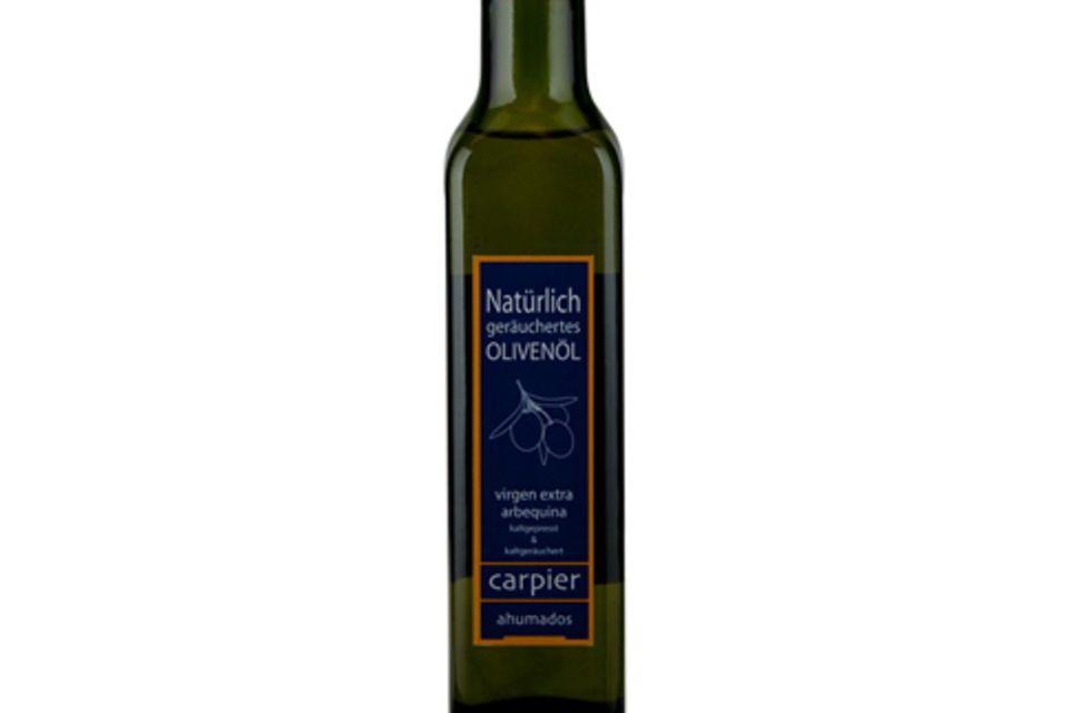Geräuchertes Edel-Olivenöl