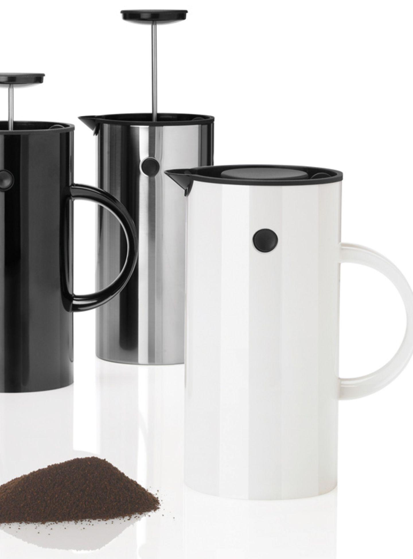 Kaffeemacher mit Wärmeschutz