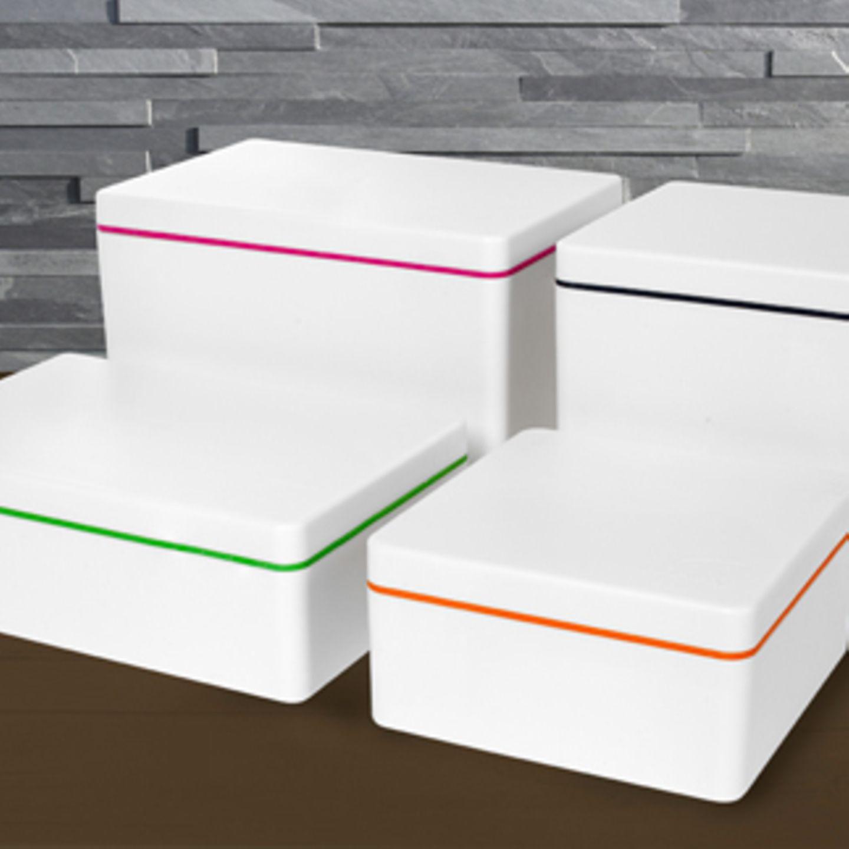 Box aus natürlichen Rohstoffen