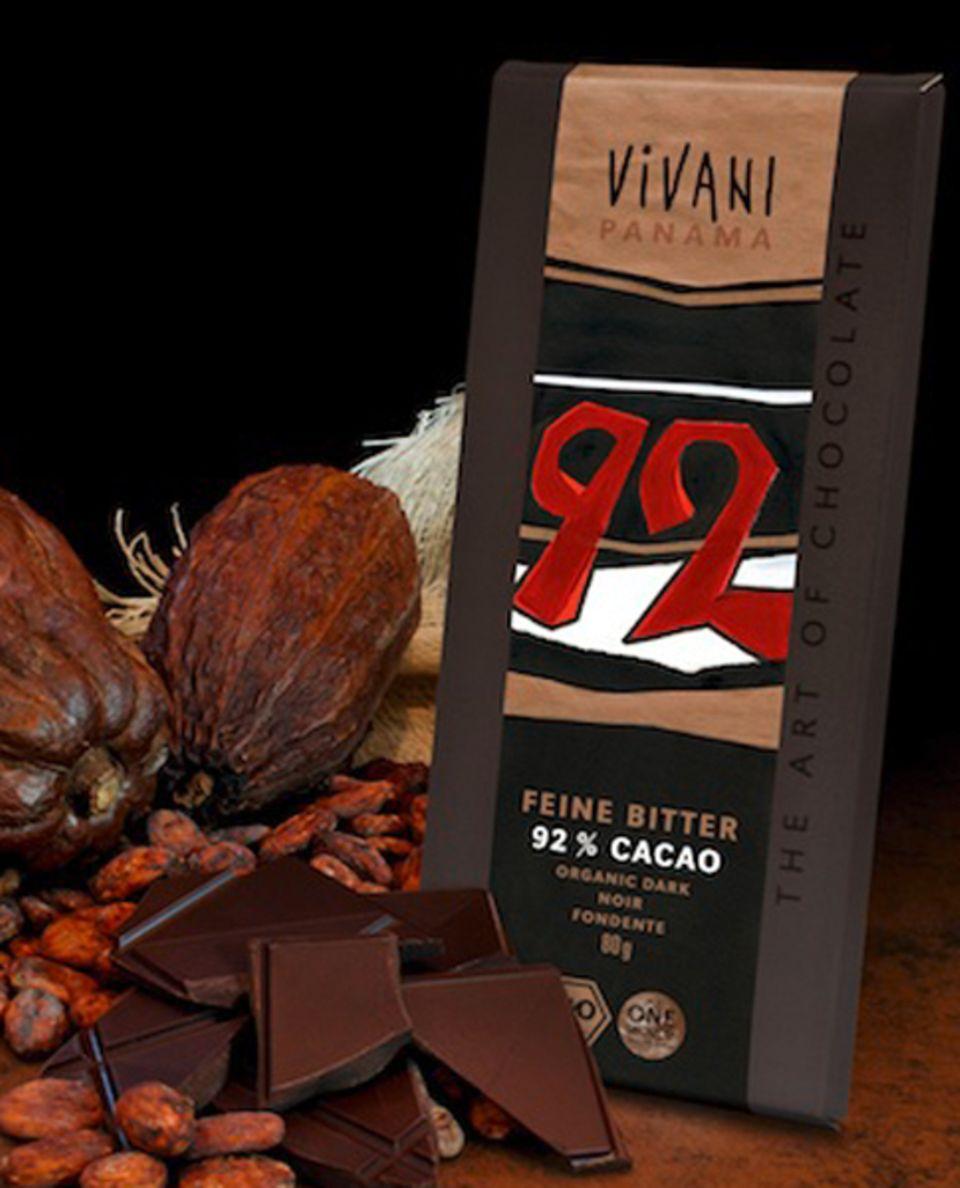 Vivani Feine Bitter 92% Cacao