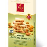 White Crunchy Almonds von Chocolat Frey