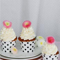 Rezept: Buttermilch-Cupcakes mit Lemon Curd