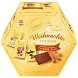 """""""Caramel Zimt"""" Weihnachts-Täfelchen von Feodora"""