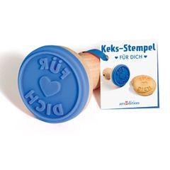 """Keks-Stempel """"Für dich"""" von arsEdition"""