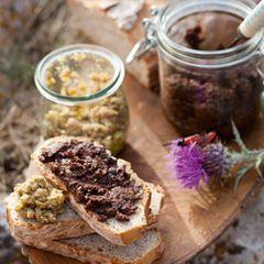 Rezept aus Le Grand Bordel: Deux Tapenades