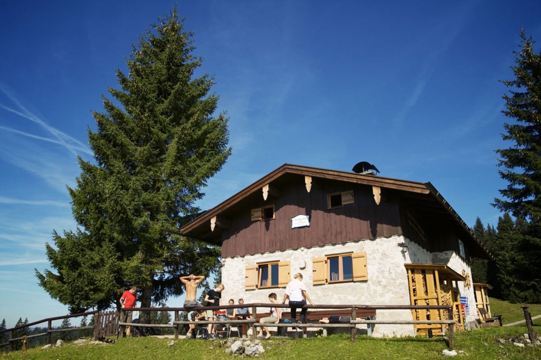 Chiemgauer Alpen: Winklmooshütte