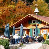 Schwarzwald: Satteleihütte