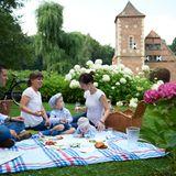 Picknick mit den Liebsten