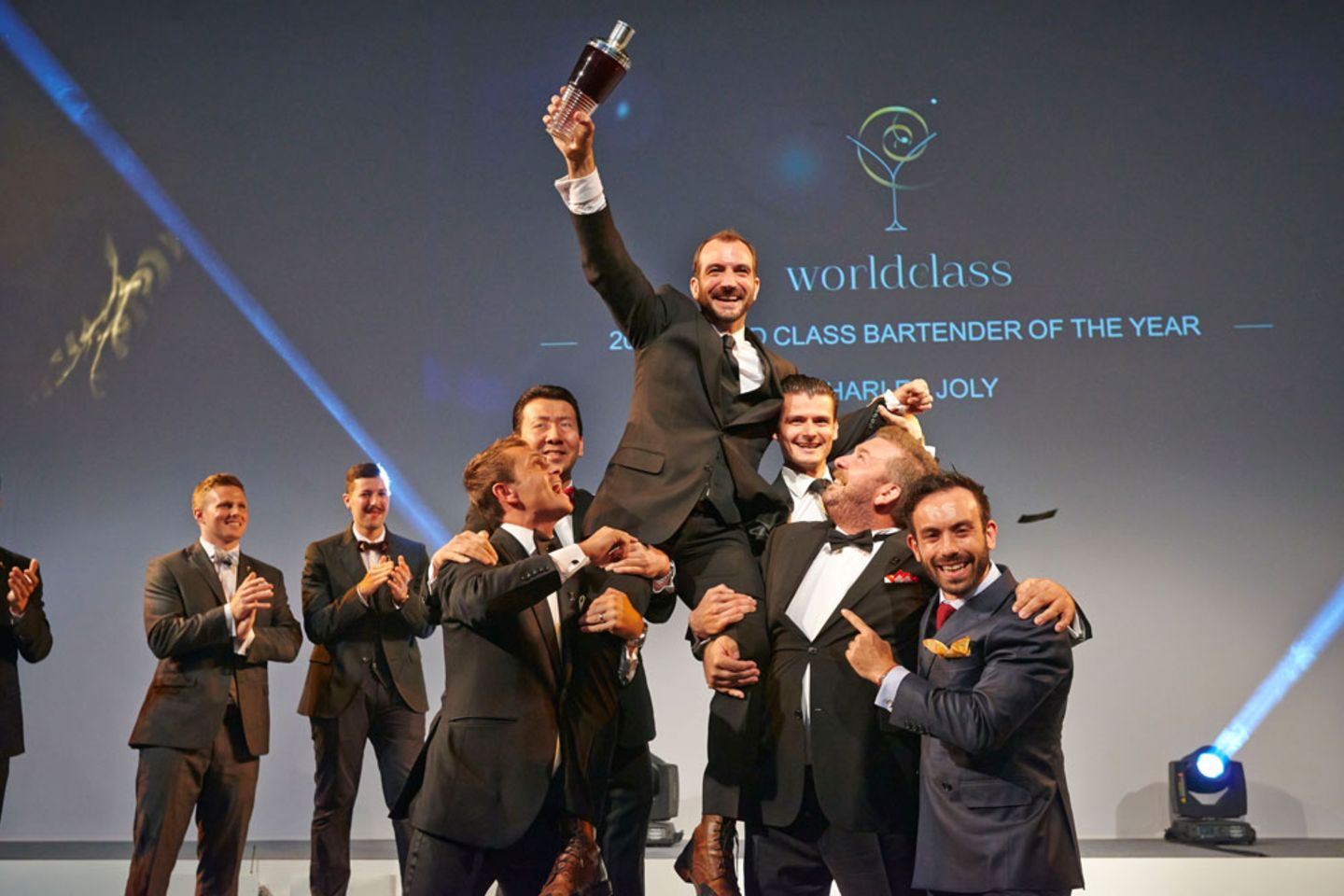 Der World Class Bartender Of The Year: Charles Joly