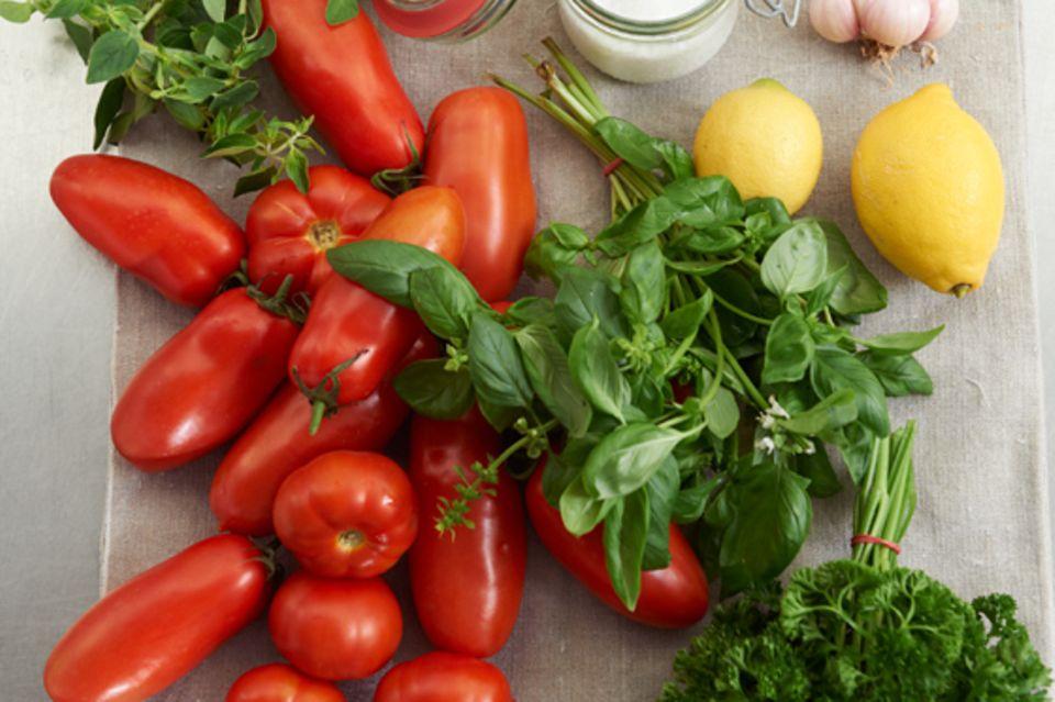 Wie geht eigentlich... Tomaten einmachen