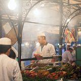 Markttreiben: Djemaa el Fna