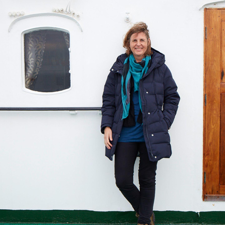 Per Postschiff von Fjord zu Fjord