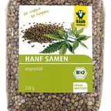Hanf-Samen