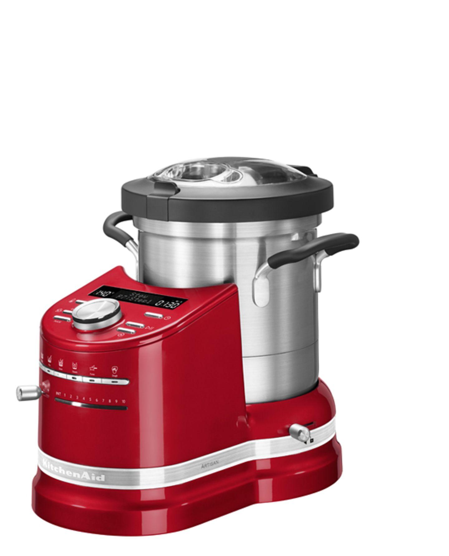 Neu von KitchenAid: Artisan Cook Processor