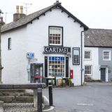 Sticky Toffee Pudding in Cartmel