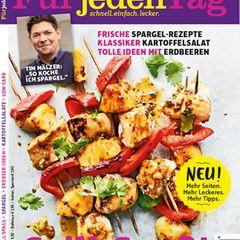 Blick ins Heft: »essen&trinken« Für jeden Tag 6/2016
