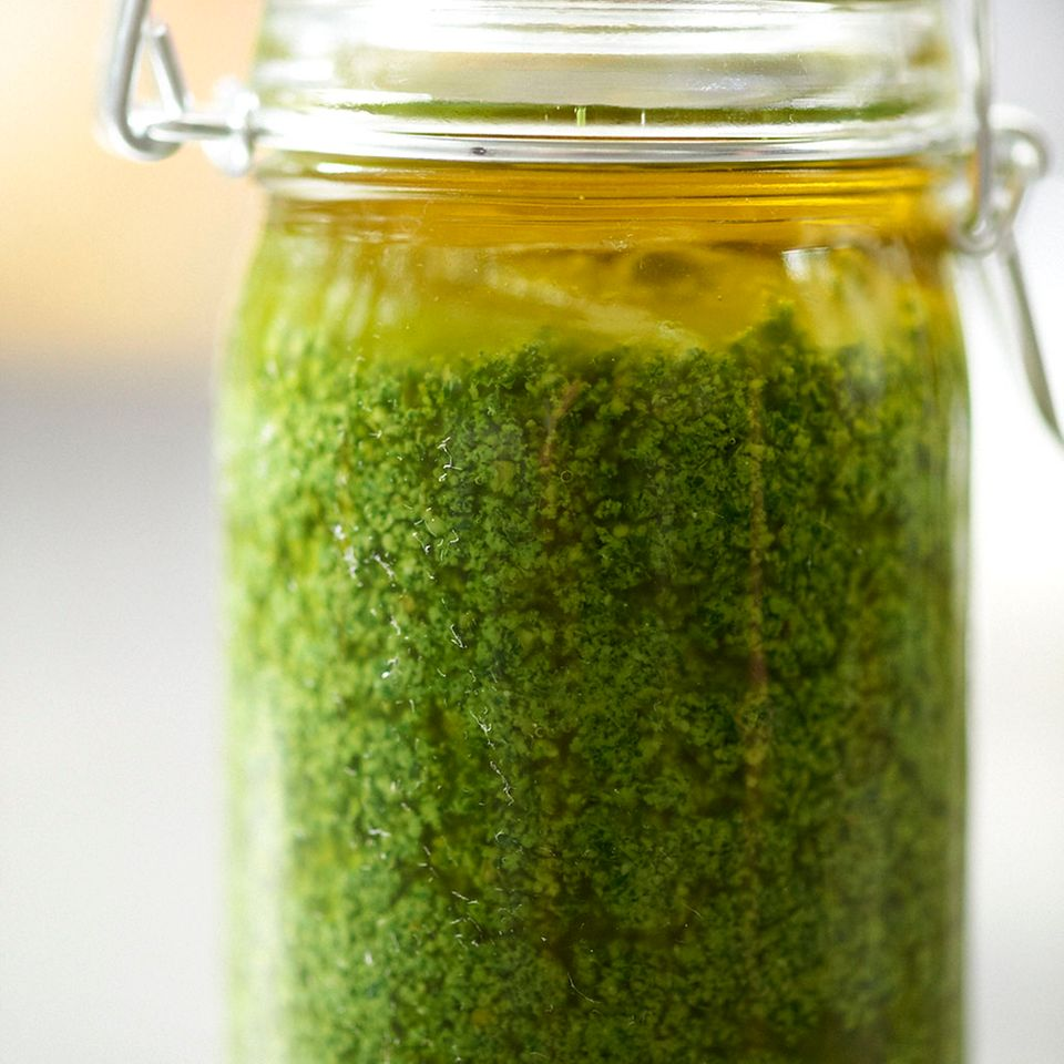 Rezepte mit Pesto
