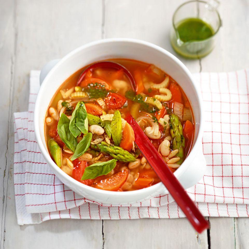 Vegane Rezepte mit Tomaten