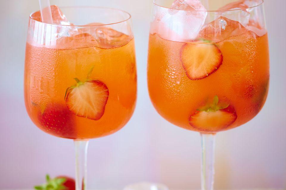 10 Rezepte für den ultimativen Mädelsabend
