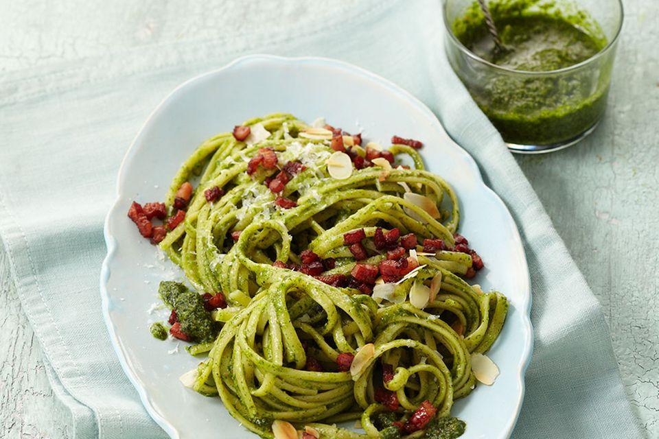 Pesto 10 x anders – jedesmal genial!
