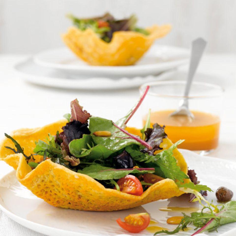Raffinierte Rezepte mit Salat