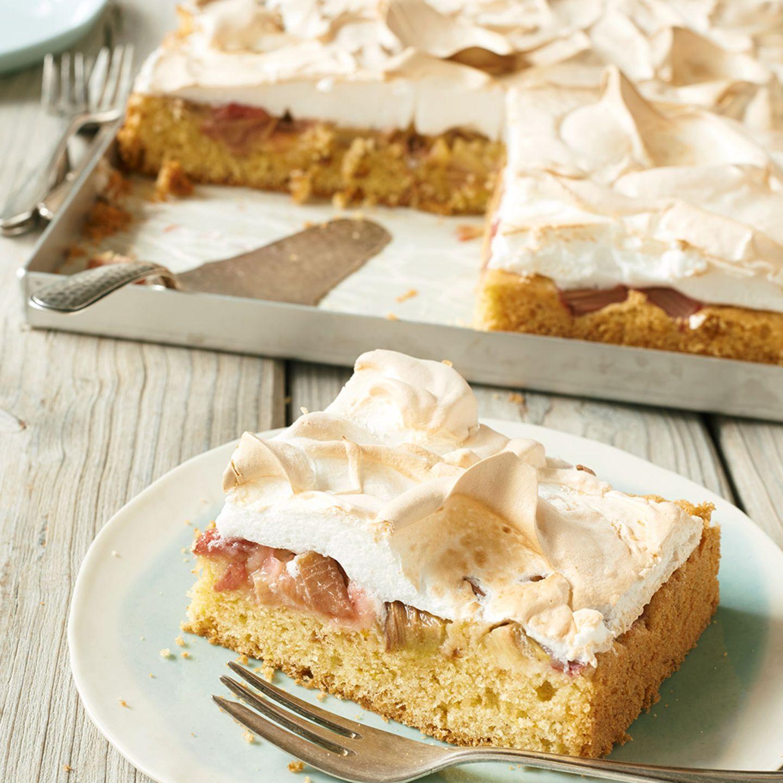 Frühlingsrezepte: Kuchen & Torten