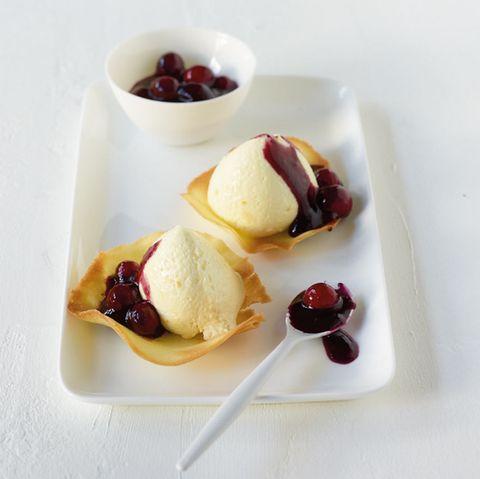 Süße Rezepte mit Cranberries