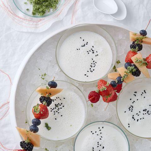 Rezepte: Süßes mit Joghurt