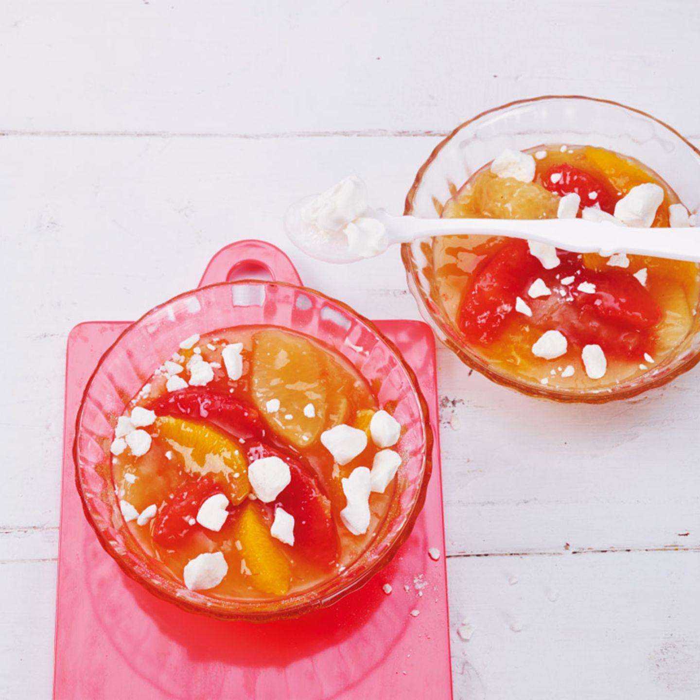 Süßes mit Grapefruit