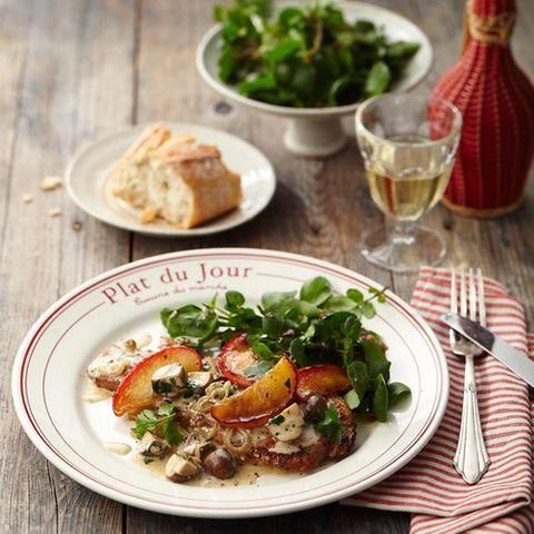 Französische Küche: herzhafte Rezepte