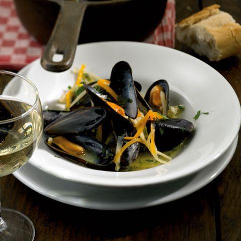 Französische Küche: Fisch und Meeresfrüchte