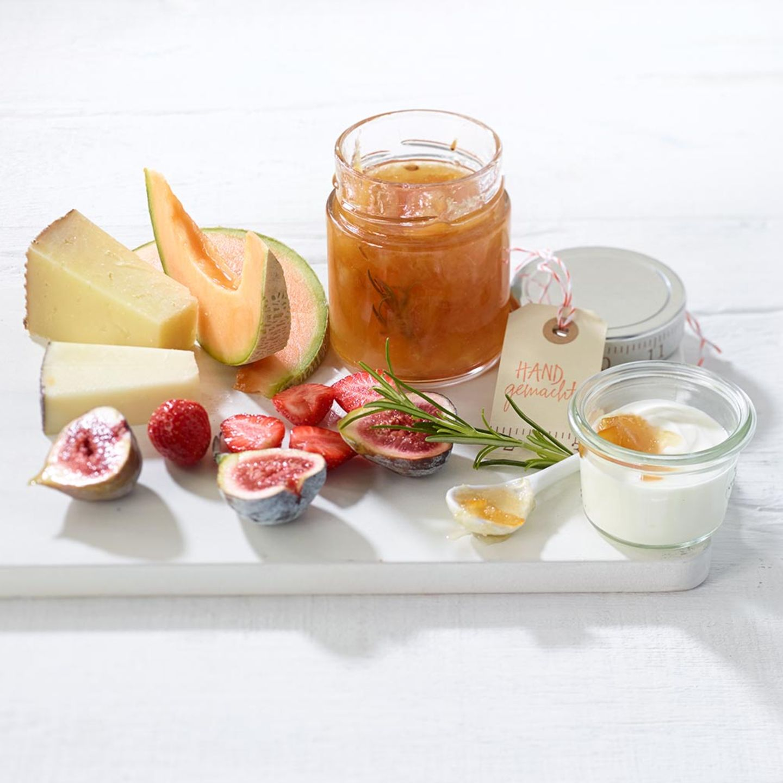Rezepte: Chutney und Marmelade