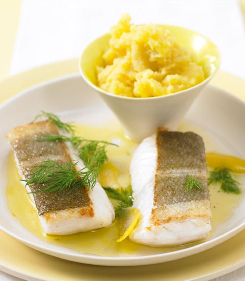 Frischer Seefisch ist die richtige Wahl für eine jodreiche Ernährung