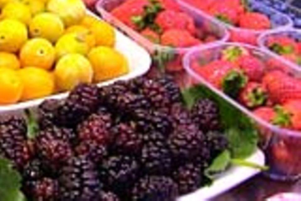 Handelsunternehmen starten Rückstandsmonitoring für Obst und Gemüse