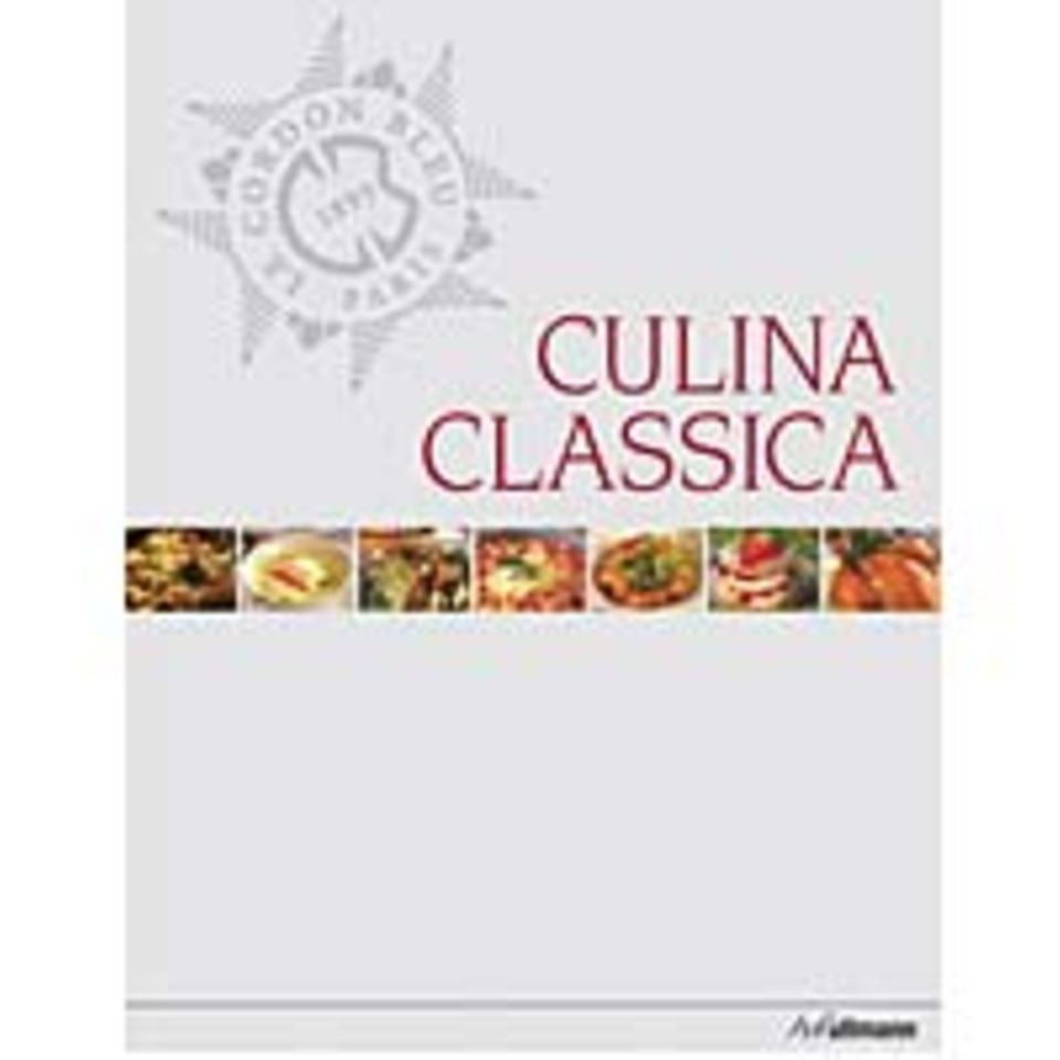Über 700 Seiten französische Küche