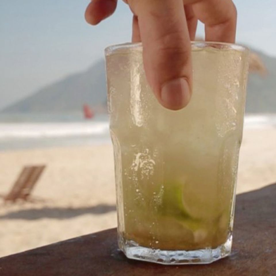 Caipirinha Cocktail: der Klassiker ist schnell gemixt