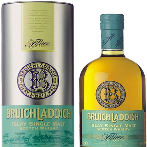 Bruichladdich 15 Yrs Whisky