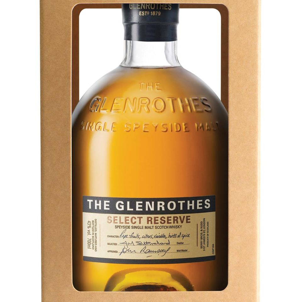 The Glenrothes Select Reserve Whisky